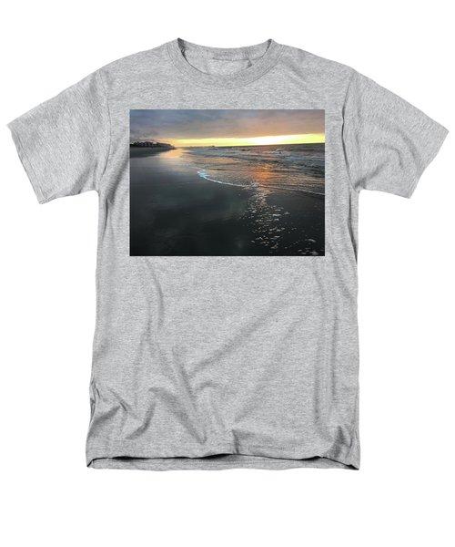 Colors Of A Storm At Sunrise Men's T-Shirt  (Regular Fit) by Kelly Hazel