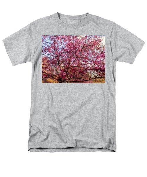 Columnar Sargent Cherry 1 Men's T-Shirt  (Regular Fit) by Bernhart Hochleitner