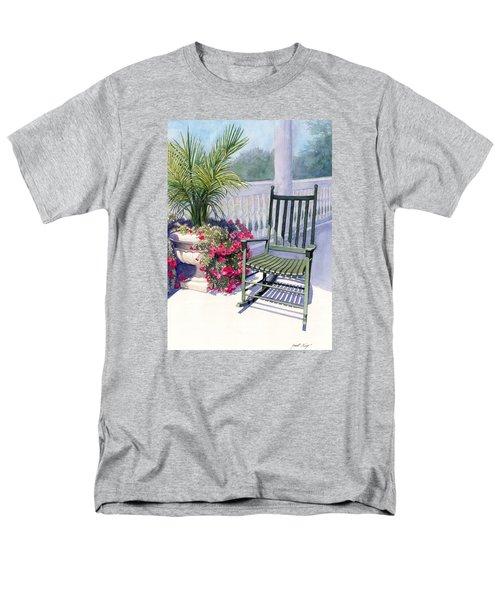 Come Sit A Spell Men's T-Shirt  (Regular Fit)