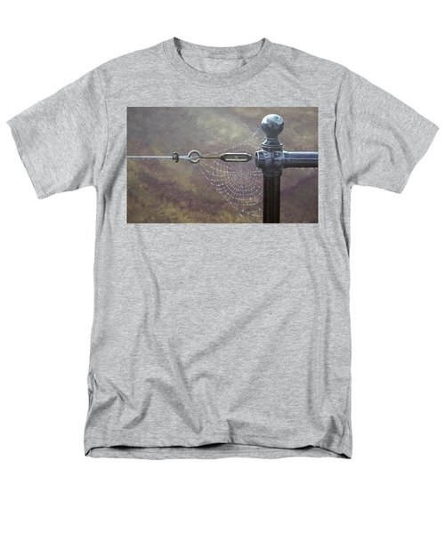 Comparative Engineering Men's T-Shirt  (Regular Fit) by Laurie Stewart