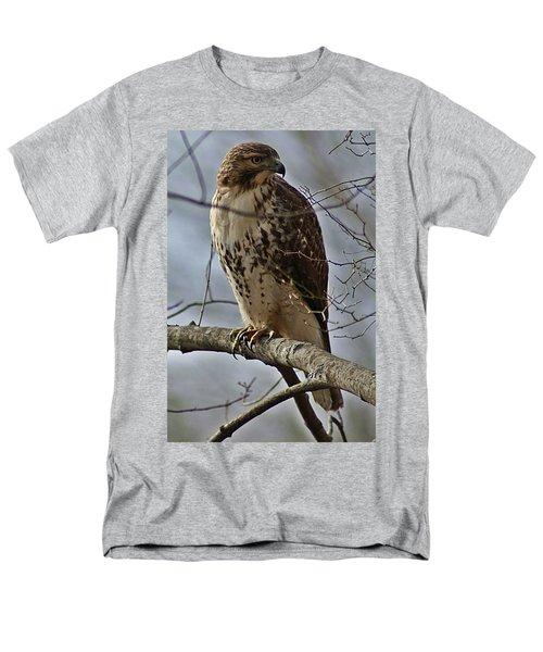 Cooper's Hawk 2 Men's T-Shirt  (Regular Fit) by Joe Faherty