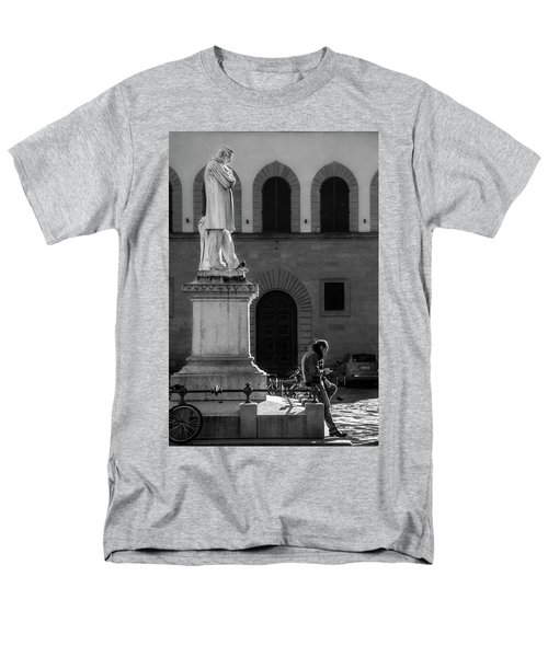 Men's T-Shirt  (Regular Fit) featuring the photograph Cosimo Ridolfi by Sonny Marcyan