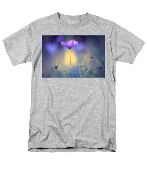 Cosmos Pose Men's T-Shirt  (Regular Fit) by John Rivera