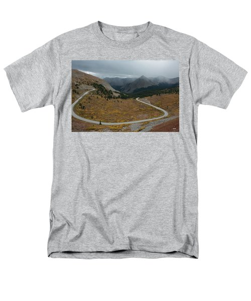 Men's T-Shirt  (Regular Fit) featuring the photograph Cottonwood Pass #2 by Dana Sohr
