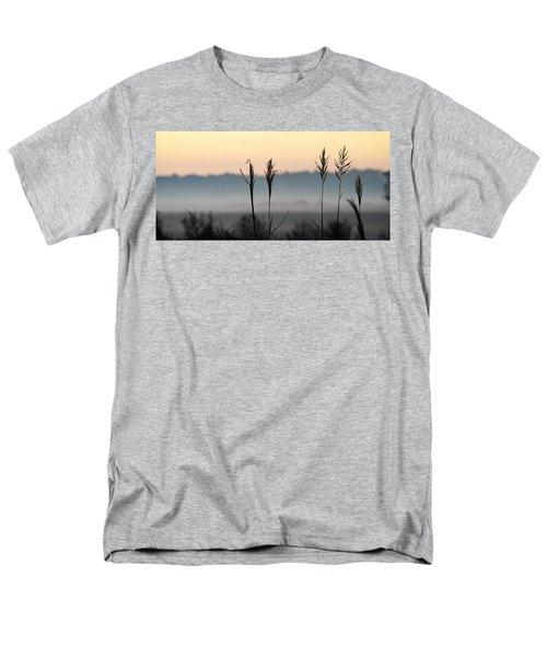 Hayseed Johnny Men's T-Shirt  (Regular Fit) by John Glass