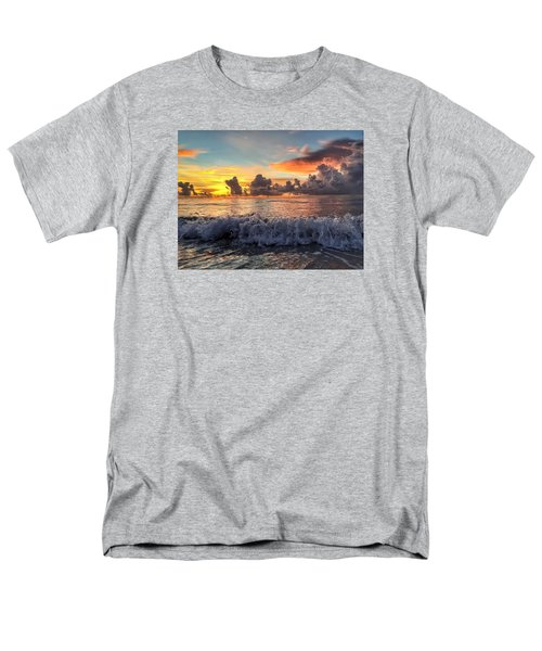 Crashing Waves Men's T-Shirt  (Regular Fit)