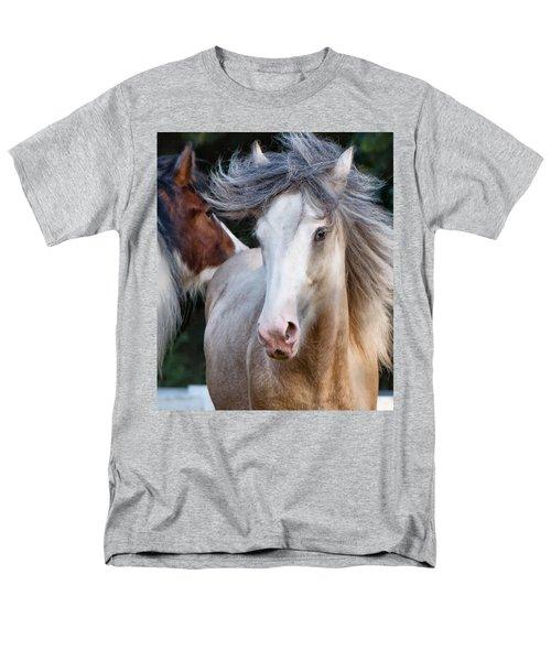 Crazy Hair Men's T-Shirt  (Regular Fit) by Sharon Jones