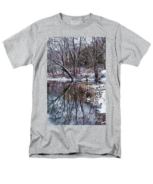 Creekside Men's T-Shirt  (Regular Fit) by Nicki McManus