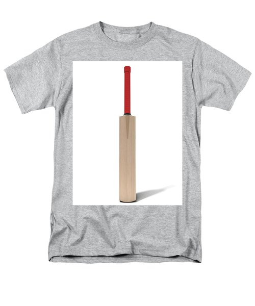 Cricket Bat Men's T-Shirt  (Regular Fit)