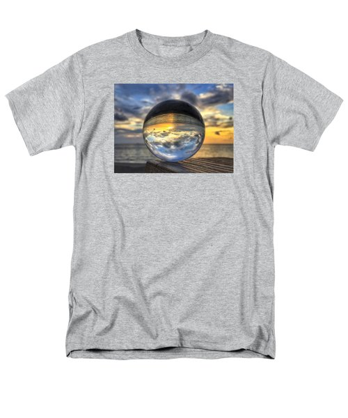 Crystal Ball 1 Men's T-Shirt  (Regular Fit)