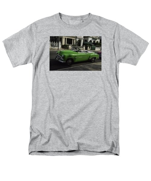 Cuba Car 3 Men's T-Shirt  (Regular Fit) by Will Burlingham