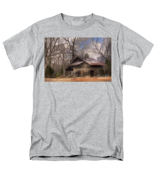 Men's T-Shirt  (Regular Fit) featuring the photograph Curing Time by Benanne Stiens