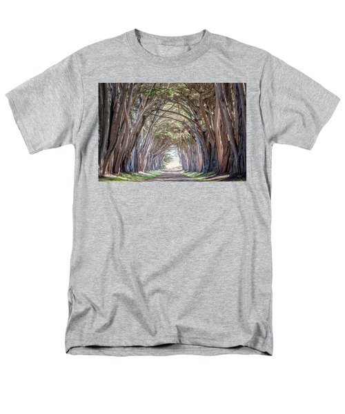 Men's T-Shirt  (Regular Fit) featuring the photograph Cypress Embrace by Everet Regal