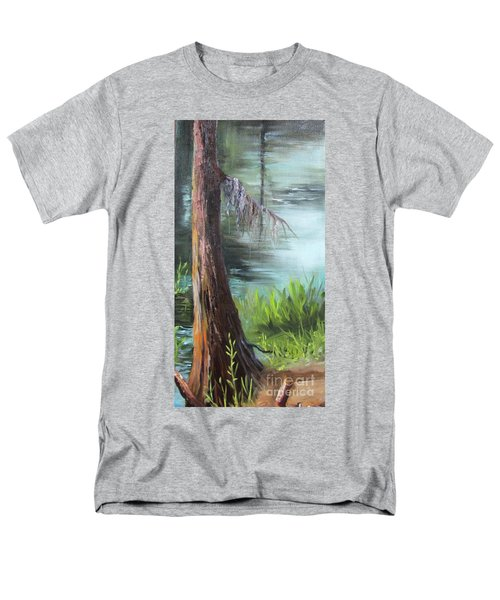 Cypress Up Close Men's T-Shirt  (Regular Fit)
