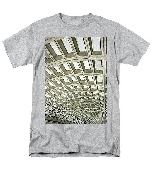 D C Metro 2 Men's T-Shirt  (Regular Fit) by Randall Weidner