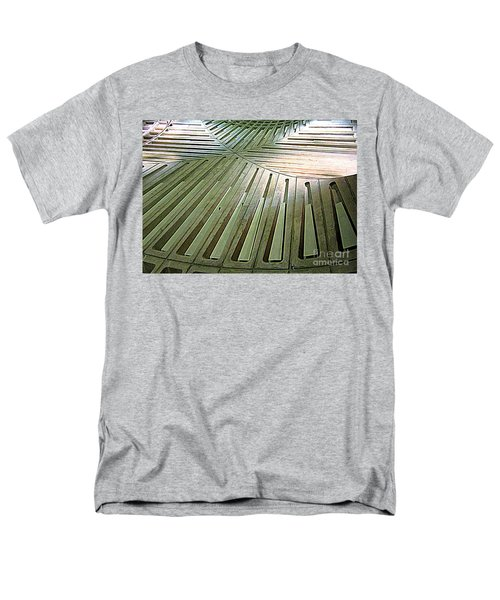 D C Metro 3 Men's T-Shirt  (Regular Fit) by Randall Weidner