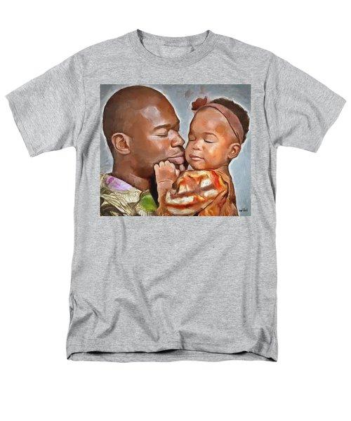 Daddy's Girl Men's T-Shirt  (Regular Fit) by Wayne Pascall