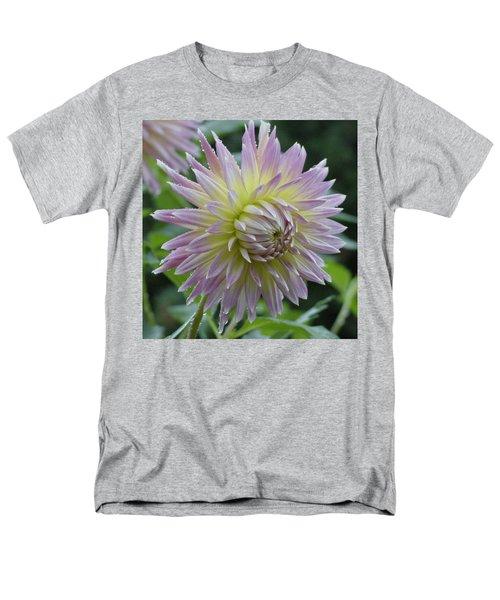 Dahlia Delight Men's T-Shirt  (Regular Fit) by Shirley Heyn