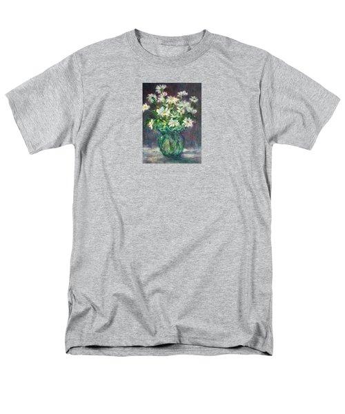 Daises Men's T-Shirt  (Regular Fit)