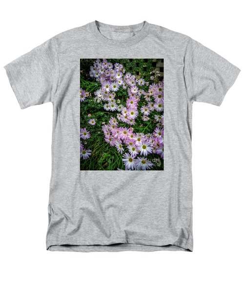 Daisy Patch Men's T-Shirt  (Regular Fit) by David Smith