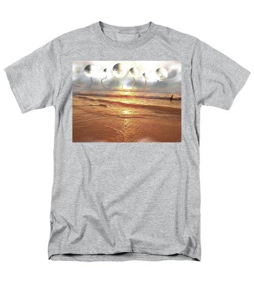 Dali, Here In Brazil Men's T-Shirt  (Regular Fit) by Beto Machado