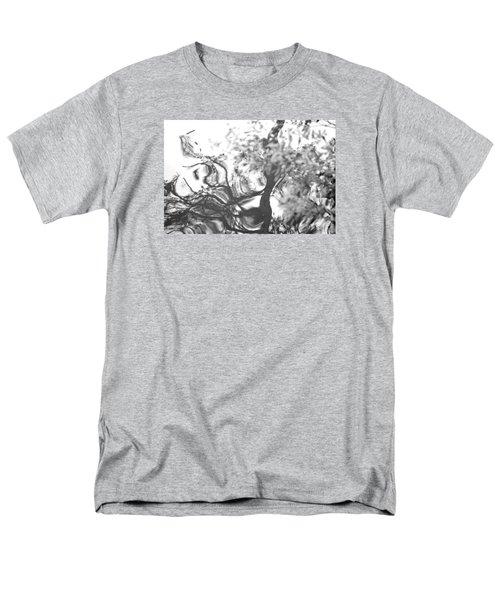 Dancing Leaves Men's T-Shirt  (Regular Fit) by Linda Geiger