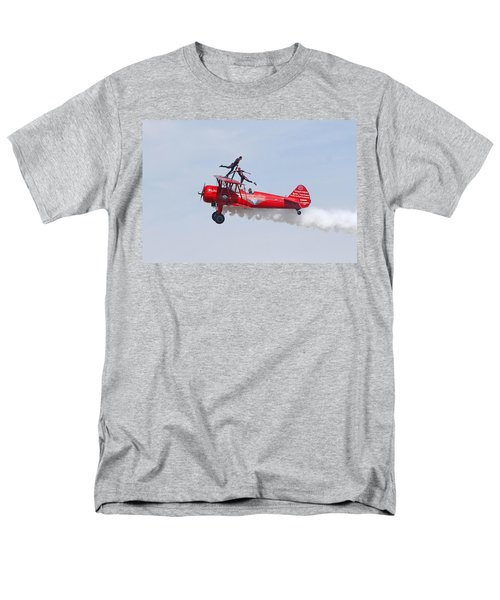 Dancing On The Wings Men's T-Shirt  (Regular Fit) by Shoal Hollingsworth