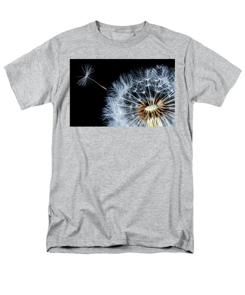 Men's T-Shirt  (Regular Fit) featuring the pyrography Dandy by Bess Hamiti