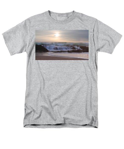 Day Break Paradise Men's T-Shirt  (Regular Fit) by Kym Clarke
