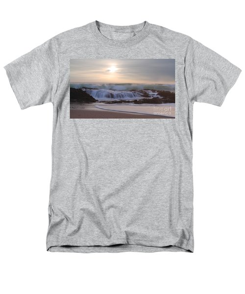 Day Break Paradise Men's T-Shirt  (Regular Fit)