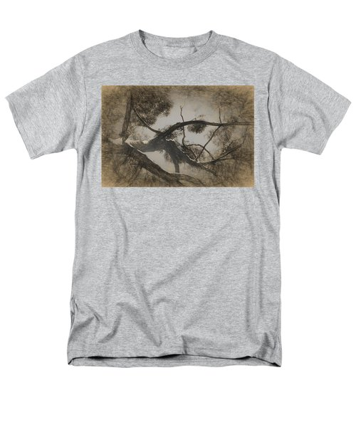Day Dreaming Men's T-Shirt  (Regular Fit)