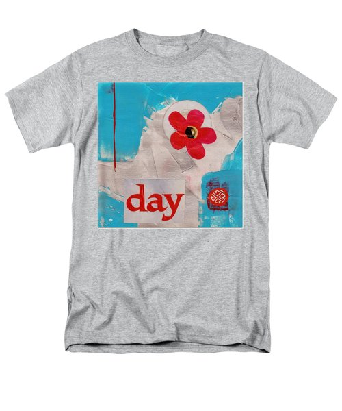 Day Men's T-Shirt  (Regular Fit) by Patricia Cleasby