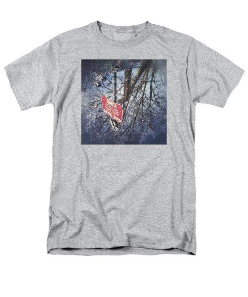 Dead End Men's T-Shirt  (Regular Fit) by RKAB Works