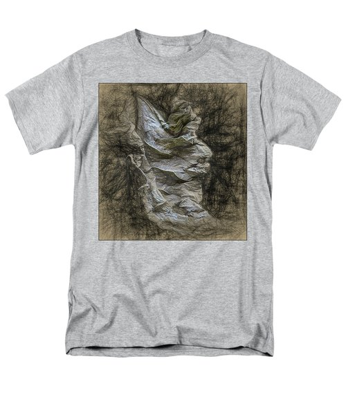 Dead Leaf Men's T-Shirt  (Regular Fit)