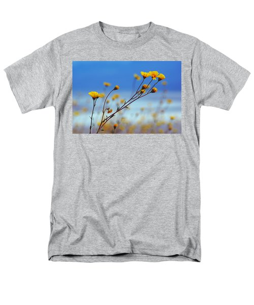 Death Valley Superbloom 502 Men's T-Shirt  (Regular Fit) by Daniel Woodrum