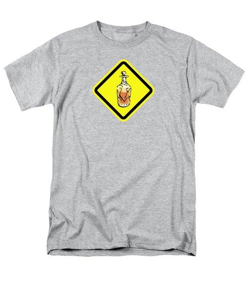 Decanter Hazard Men's T-Shirt  (Regular Fit) by Stan  Magnan