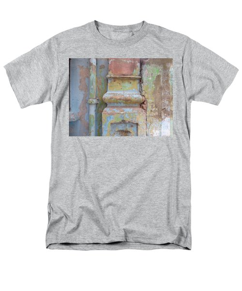 Men's T-Shirt  (Regular Fit) featuring the photograph Decay by Jean luc Comperat