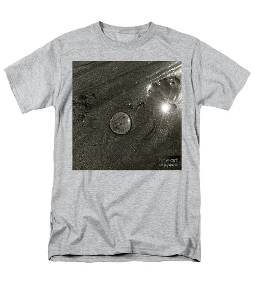 Deceptively Clear Men's T-Shirt  (Regular Fit) by KD Johnson