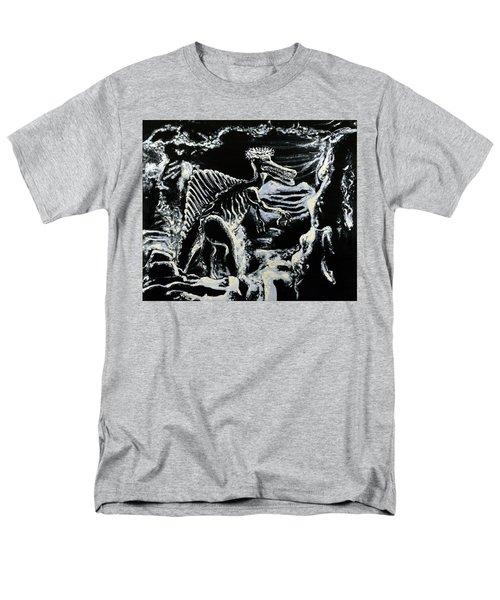 Deinos Sauros    Men's T-Shirt  (Regular Fit) by Ryan Demaree