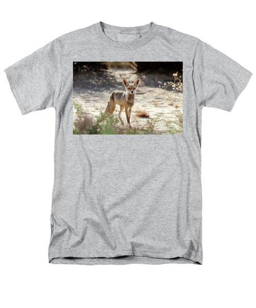 Desert Fox Men's T-Shirt  (Regular Fit) by Arik Baltinester