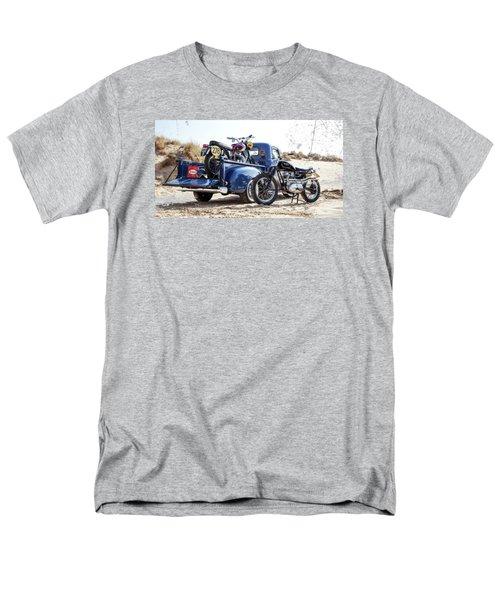 Desert Racing Men's T-Shirt  (Regular Fit) by Mark Rogan