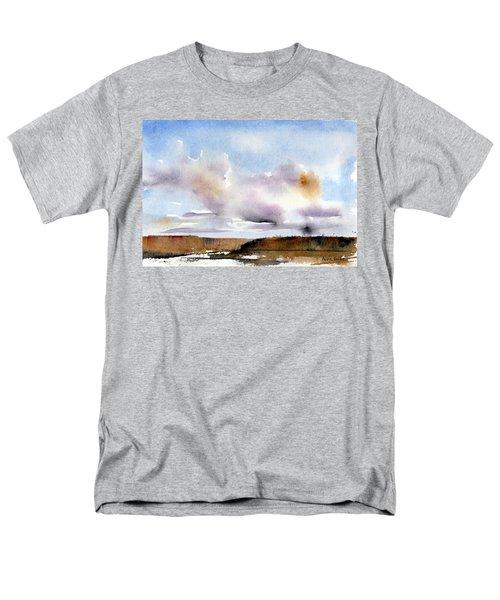 Desert Storm Men's T-Shirt  (Regular Fit) by Anne Duke