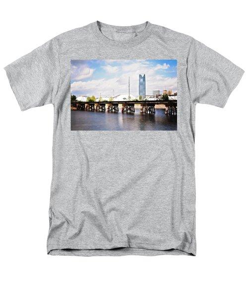 Devon Tower Men's T-Shirt  (Regular Fit)