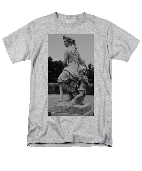 Men's T-Shirt  (Regular Fit) featuring the painting Diana by Eric  Schiabor