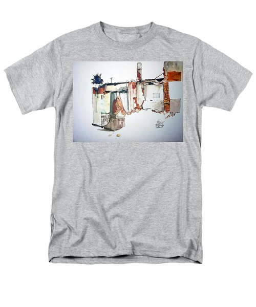 District 6 No 3 Men's T-Shirt  (Regular Fit) by Tim Johnson