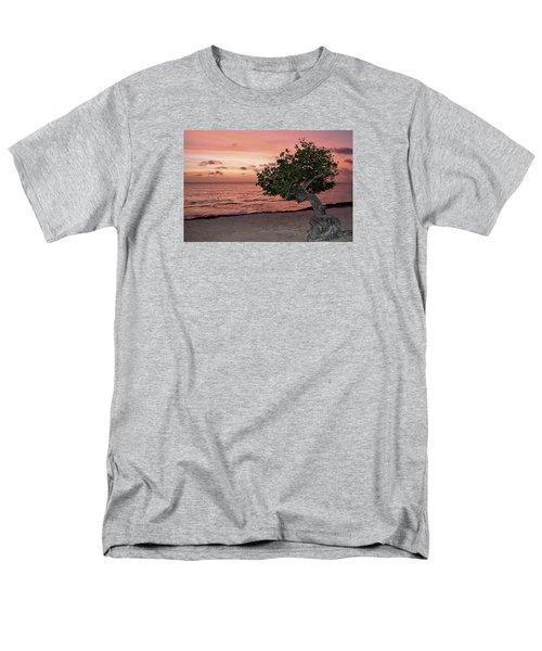 Divi Divi Aruba Men's T-Shirt  (Regular Fit) by DJ Florek