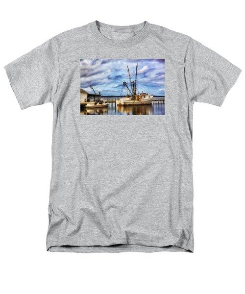 Dockside Men's T-Shirt  (Regular Fit) by Denis Lemay