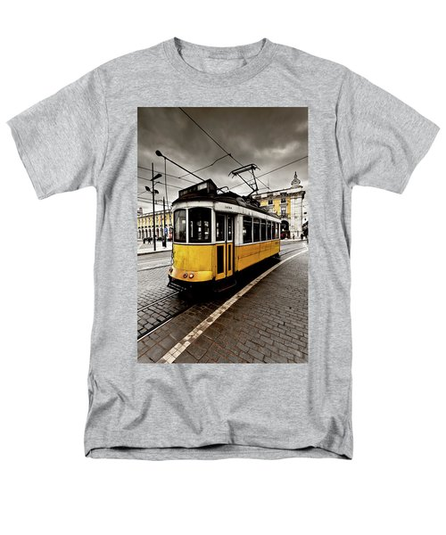 Men's T-Shirt  (Regular Fit) featuring the photograph Downtown by Jorge Maia