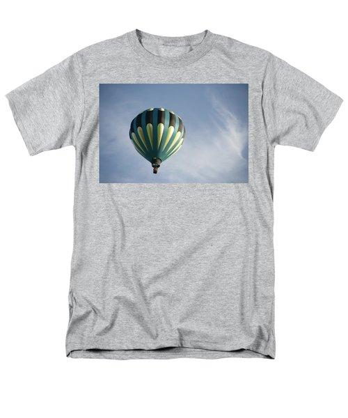 Men's T-Shirt  (Regular Fit) featuring the digital art Dragon Cloud With Balloon by Gary Baird
