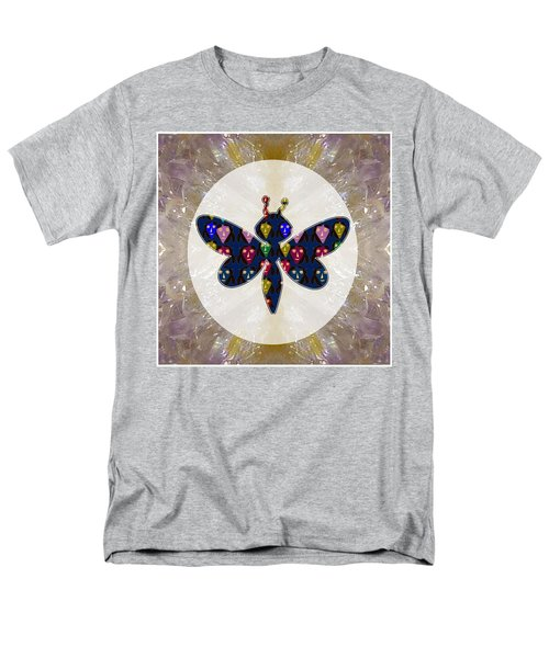 Dragon Fly Cute Painted Face Cartons All Over Donwload Option Link Below Personl N Commercial Uses Men's T-Shirt  (Regular Fit) by Navin Joshi
